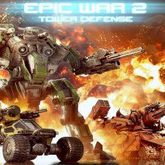 Epic War 2 Tower Defence