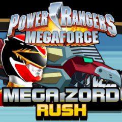 Mega Zord Rush