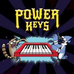Regular Show Power Keys