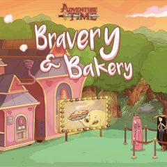 Adventure Time Bravery & Bakery