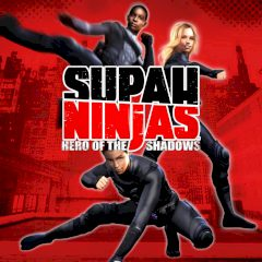 Supah Ninjas Hero of the Shadows