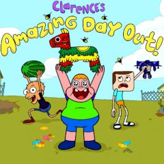 Clarence's Amazing Day out!