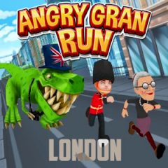 Angry Gran Run London