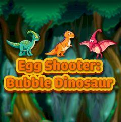 Egg Shooter: Bubble Dinosaur
