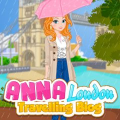Anna London Traveling Blog