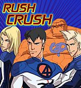 Fantastic Four. Rush Crush