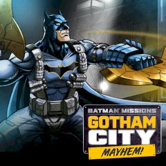 Batman Missions Gotham City Mayhem!