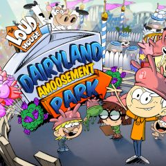 Loud House Dairyland Amoosement Park