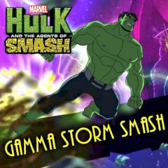 Hulk and the Agents of S.M.A.S.H. Gamma Storm Smash