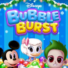 Disney Bubble Burst 2