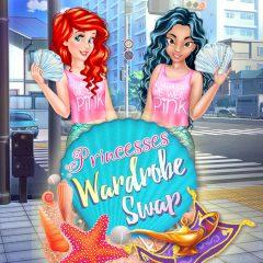 Princesses Wardrobe Swap