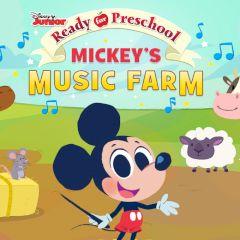 Ready for Preschool Mickey's Music Farm