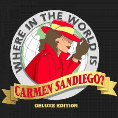 Where in the World is Carmen Sandiego? Deluxe