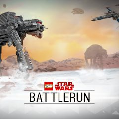 LEGO Star Wars Battlerun