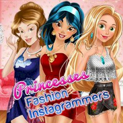 Princesses Fashion Instagrammers
