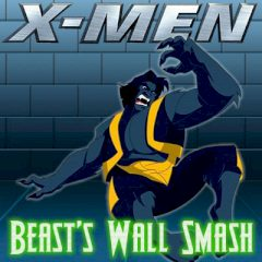 X-Men Beast's Wall Smash