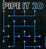 Pipe It 2D