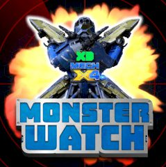 Mech X4 Monster Watch