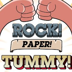 Uncle Grandpa Rock! Paper! Tummy!