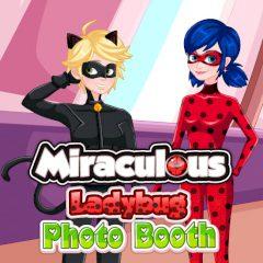 Miraculous Ladybug Photo Booth
