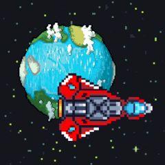 Space Blast Block Attack