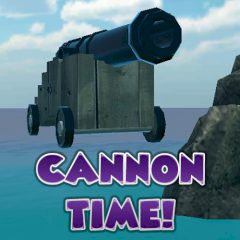 Cannon Time!