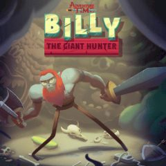 Adventure Time Billy the Giant Hunter