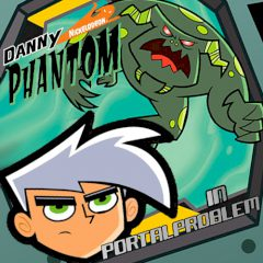 Danny Phantom Portal Problem