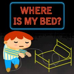 Where is my Bed?