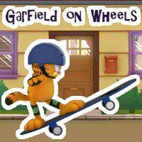 Garfield on Wheels