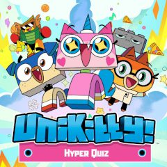 Unikitty! Hyper Quiz