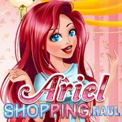 Ariel Shopping Haul