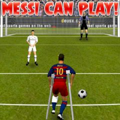 Messi Can Play!