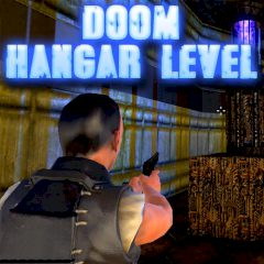 Doom Hangar Level