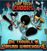Big Trouble in Wasabi Warehouse