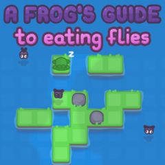 A Frog's Guide to Eating Flies