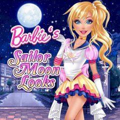 Barbie's Sailor Moon Looks
