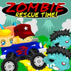 Zombie Rescue Time!