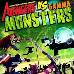 Avengers vs Gamma Monsters