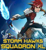 Storm Hawks. Squadron XL