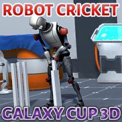 Robot Cricket Galaxy Cup 3D