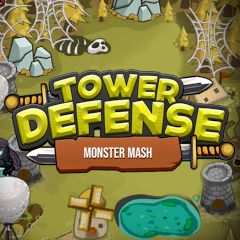 Tower Defense Monster Mash