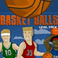 Basket Balls. Level Pack