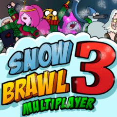 Snowbrawl 3 Multiplayer