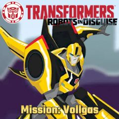 Transformers Robots in Disguise Mission: Vollgas
