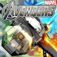 Lego Marvel's Avengers Black Widow