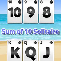 Sum of 10 Solitaire