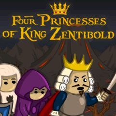 Four Princesses of King Zentibold