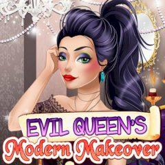 Evil Queen's Modern Makeover