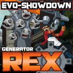 Generator Rex Evo-Showdown